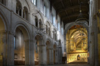 Rochester Cathedral Nave Kent
