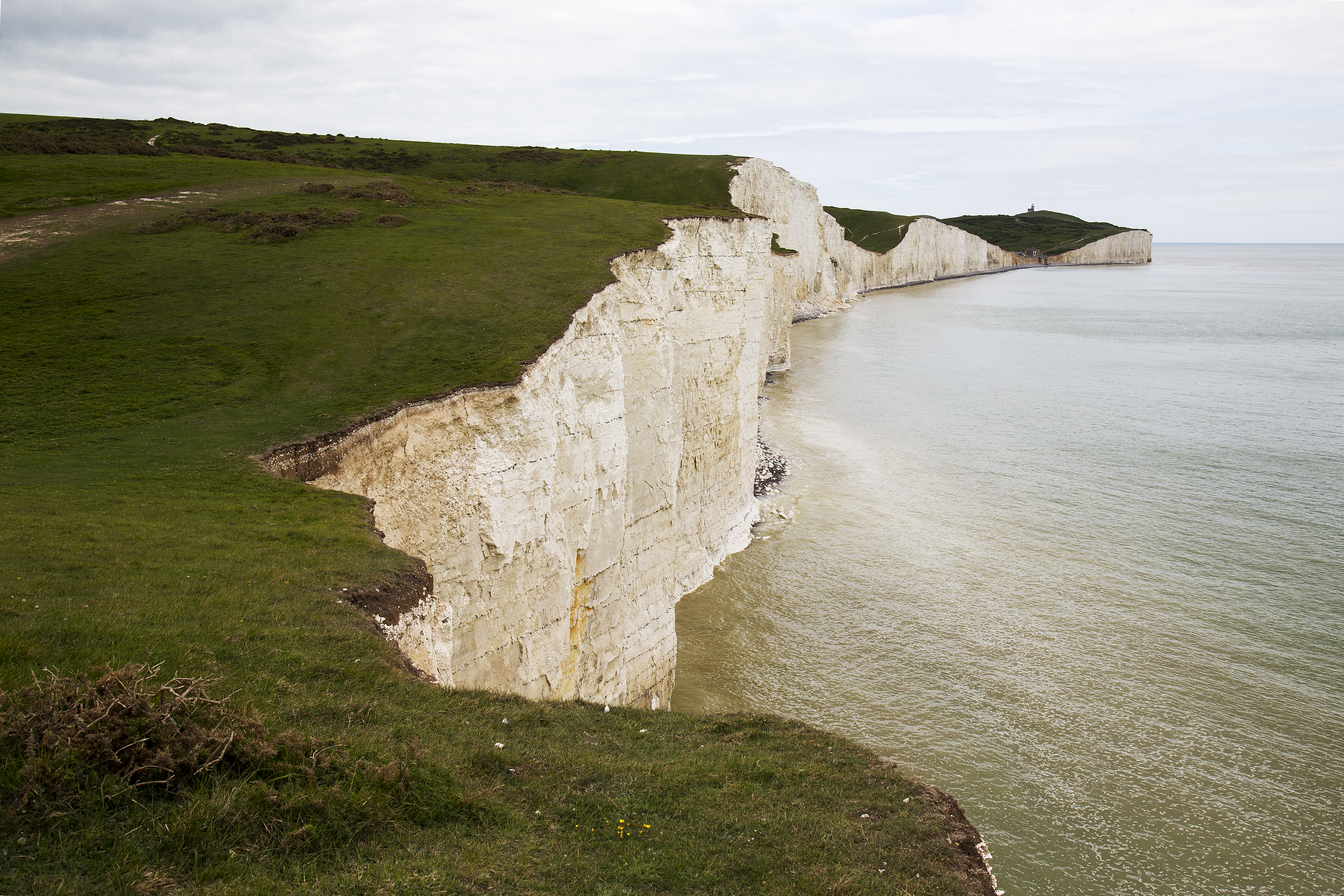 The Seven Sisters Cliffs, UK