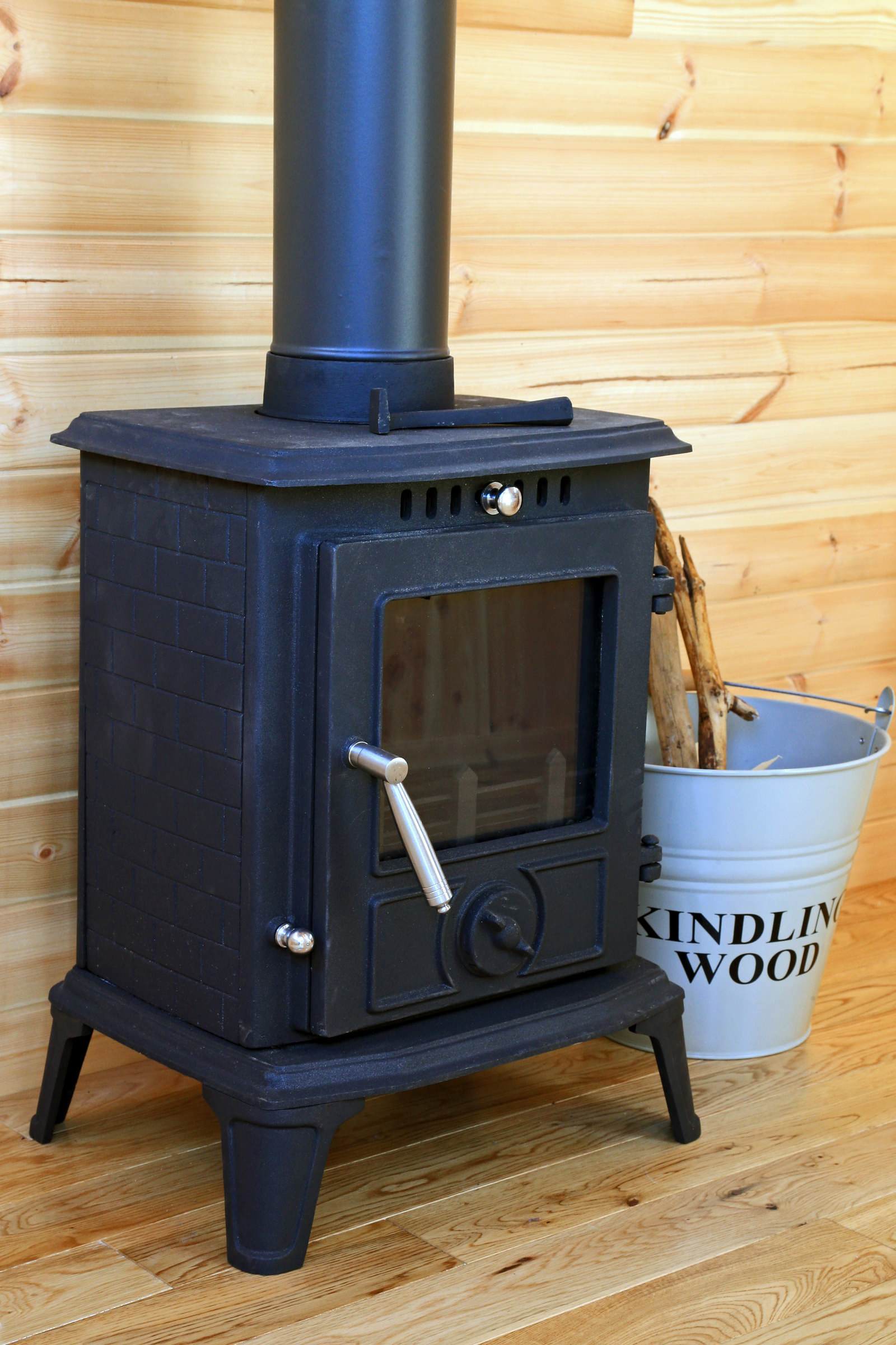 Estate Agency: Wood Stove