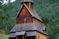 Wooden Church Norway