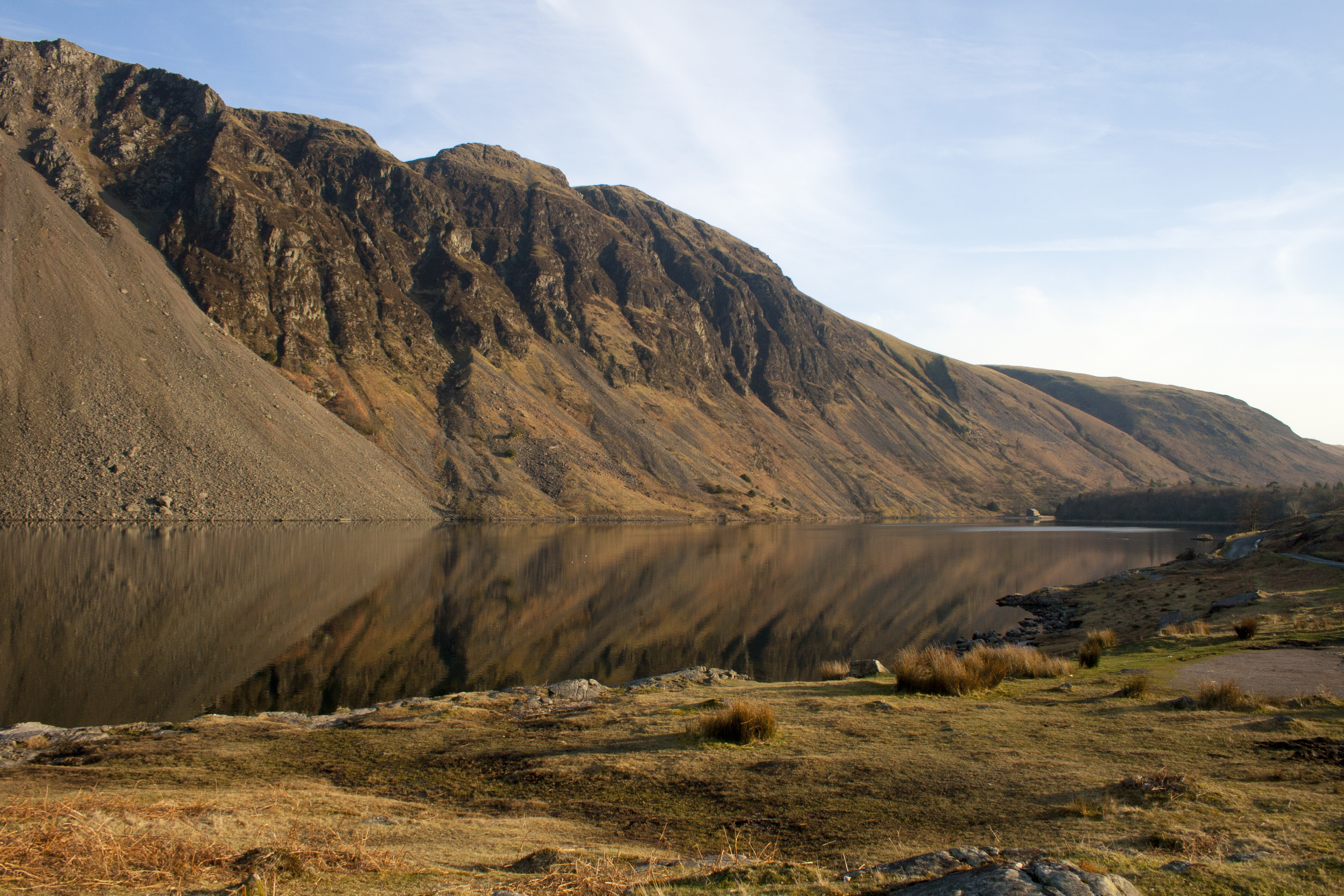 Lake Reflections, Wastwater