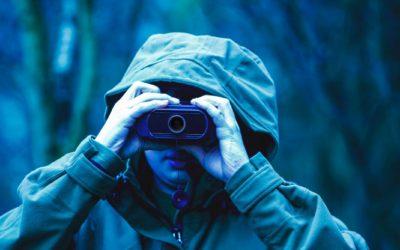 Laserware Nightvision Monocular