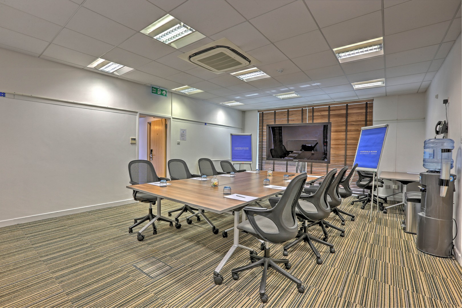 Conference Room, Hartsfield Manor Hotel