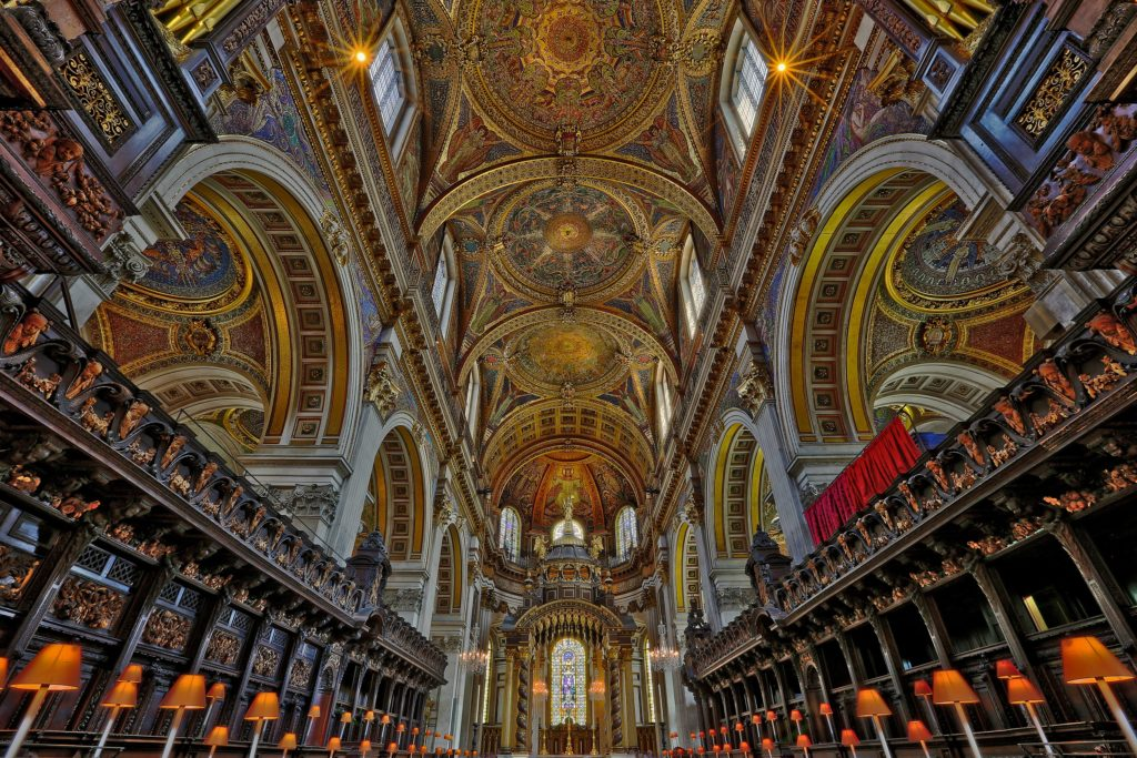 St Paul's Cathedral Quire